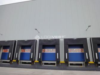 Logistikflächen im Logport
