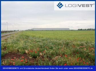 Neubau einer Lagerhalle im Gewerbegebiet Lennetal