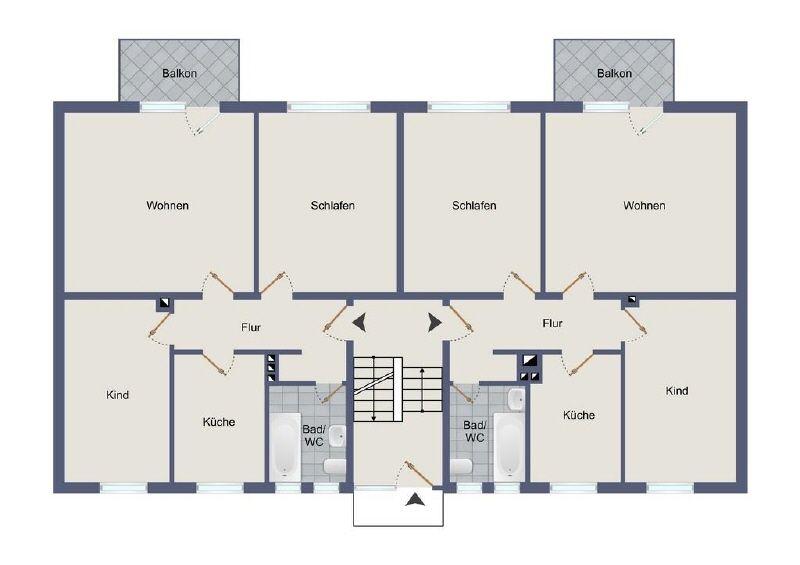 4 Zimmer Dachgeschoss in 65199 Wiesbaden (ivd24id:182338275)
