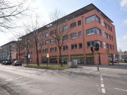 Repräsentative Penthouse-Büro-/Praxiseinheit am Hauptbahnhof